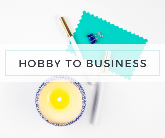 hobby into business