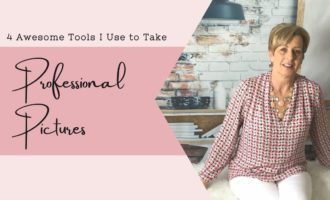 4 Awesome Tools I Use to Take Professional Pictures by Cheryl Phan