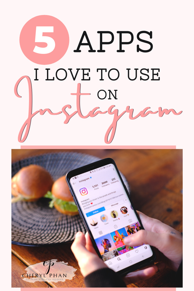 5 Must-Have Apps for Instagram