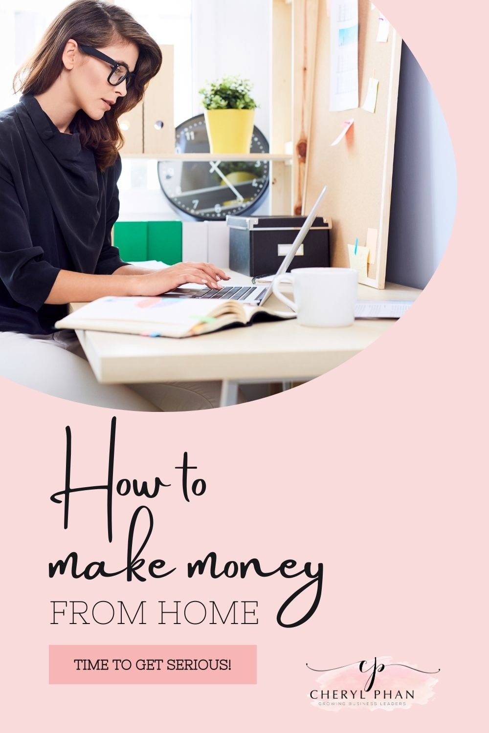 How to Make Money from Home - Book a Discovery Call with Cheryl Phan