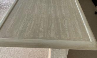 How to create a simple wood grain finish_ArtzyFarztyCreations