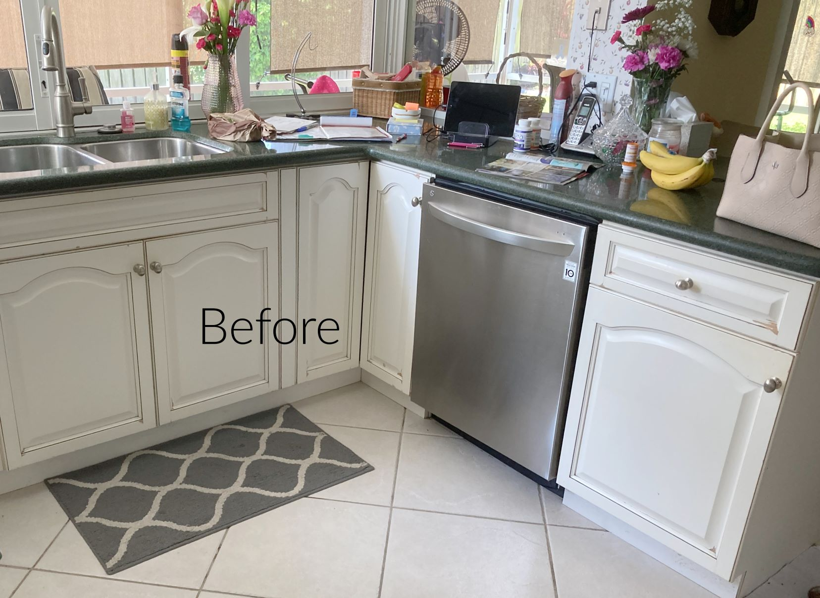 Kitchen Cabinet Restoration