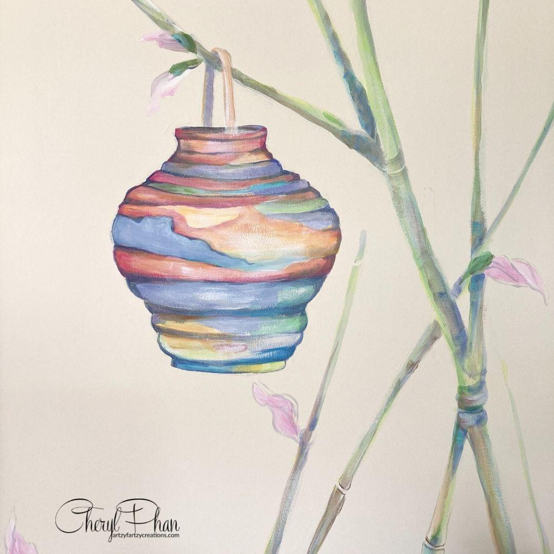 Finding Inspiration by Cheryl Phan